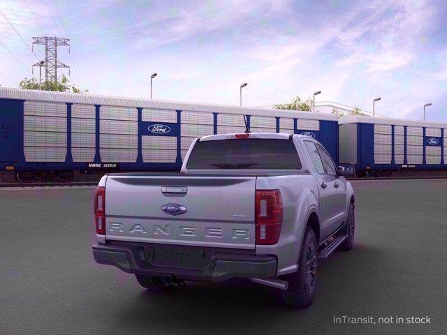 2020 Ford Ranger SuperCrew Cab 4x4, Pickup #F01073 - photo 2