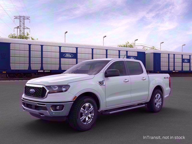 2020 Ford Ranger SuperCrew Cab 4x4, Pickup #F01074 - photo 3