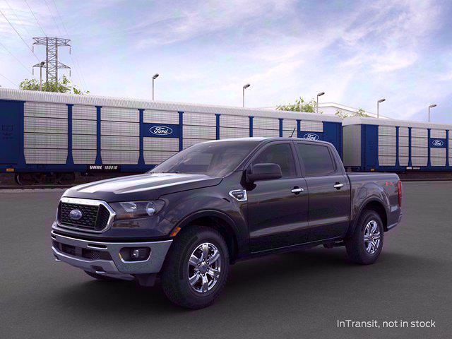 2020 Ford Ranger SuperCrew Cab 4x4, Pickup #F01079 - photo 3