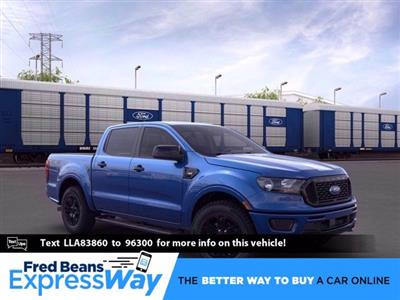 2020 Ford Ranger SuperCrew Cab 4x4, Pickup #F01080 - photo 1