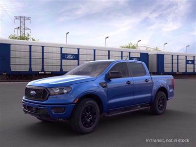 2020 Ford Ranger SuperCrew Cab 4x4, Pickup #F01080 - photo 3