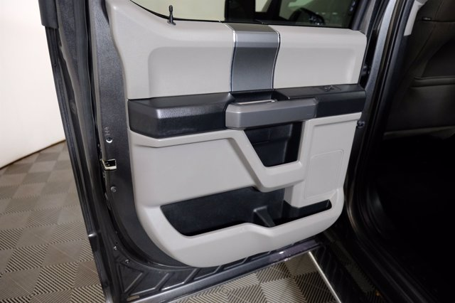 2017 Ford F-150 SuperCrew Cab 4x4, Pickup #F0184D - photo 14