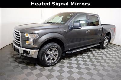 2017 Ford F-150 SuperCrew Cab 4x4, Pickup #F0184D - photo 16