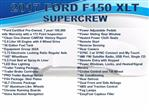 2017 Ford F-150 SuperCrew Cab 4x4, Pickup #F0184D - photo 3