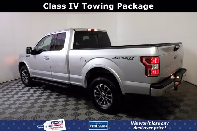 2018 Ford F-150 Super Cab 4x4, Pickup #F0222D - photo 12