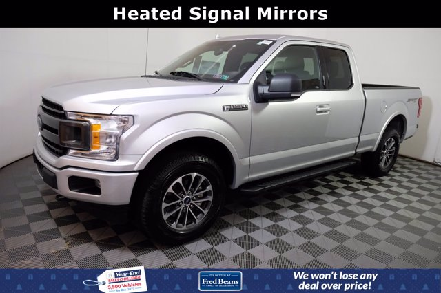 2018 Ford F-150 Super Cab 4x4, Pickup #F0222D - photo 13