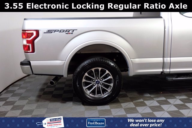 2018 Ford F-150 Super Cab 4x4, Pickup #F0222D - photo 3