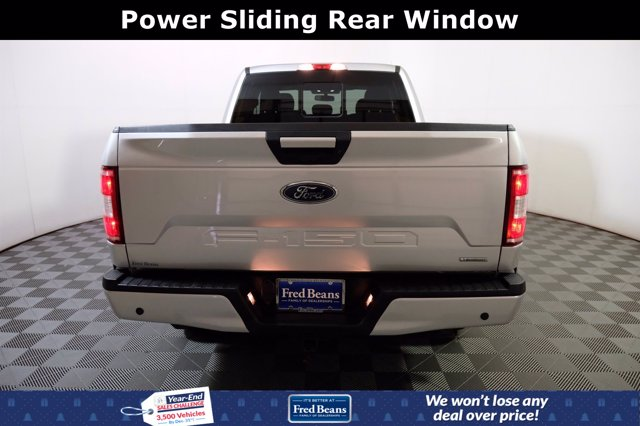2018 Ford F-150 Super Cab 4x4, Pickup #F0222D - photo 9