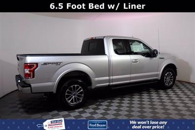 2018 Ford F-150 Super Cab 4x4, Pickup #F0222D - photo 2