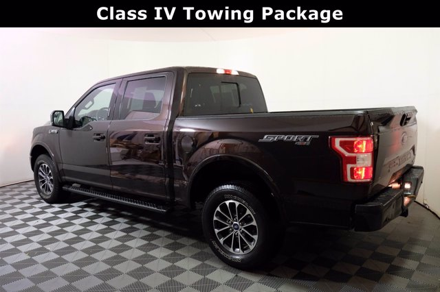 2018 Ford F-150 SuperCrew Cab 4x4, Pickup #F0230D - photo 15