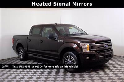 2018 Ford F-150 SuperCrew Cab 4x4, Pickup #F0230D - photo 19