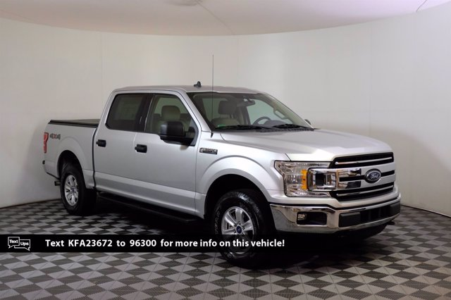 2019 Ford F-150 SuperCrew Cab 4x4, Pickup #F0231D - photo 18