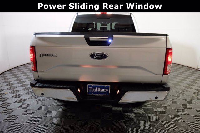 2017 Ford F-150 SuperCrew Cab 4x4, Pickup #F0249D - photo 11
