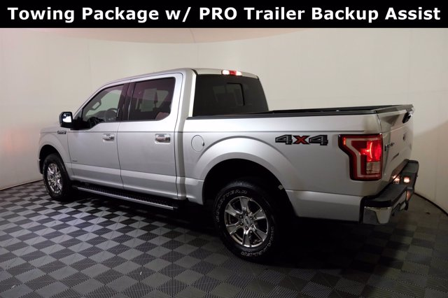 2017 Ford F-150 SuperCrew Cab 4x4, Pickup #F0249D - photo 14