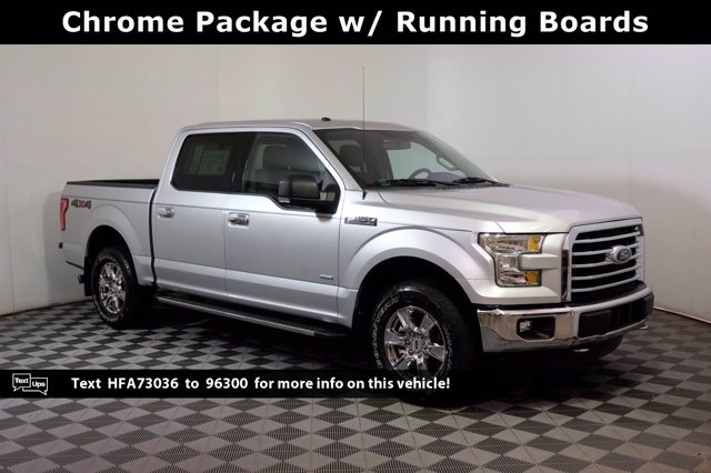 2017 Ford F-150 SuperCrew Cab 4x4, Pickup #F0249D - photo 18