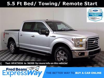 2017 Ford F-150 SuperCrew Cab 4x4, Pickup #F0249D - photo 1