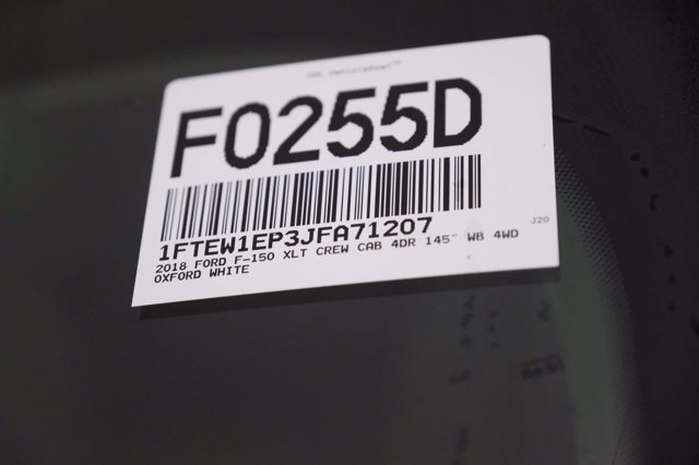 2018 Ford F-150 SuperCrew Cab 4x4, Pickup #F0255D - photo 34