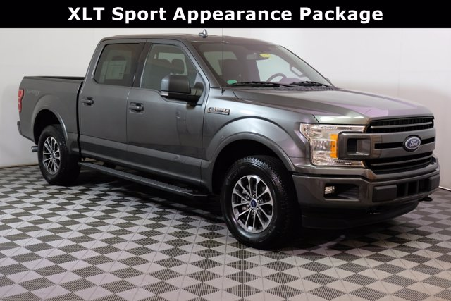 2018 Ford F-150 SuperCrew Cab 4x4, Pickup #F0262D - photo 12