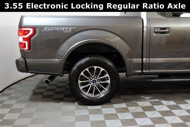 2018 Ford F-150 SuperCrew Cab 4x4, Pickup #F0262D - photo 3