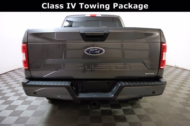 2018 Ford F-150 SuperCrew Cab 4x4, Pickup #F0262D - photo 8