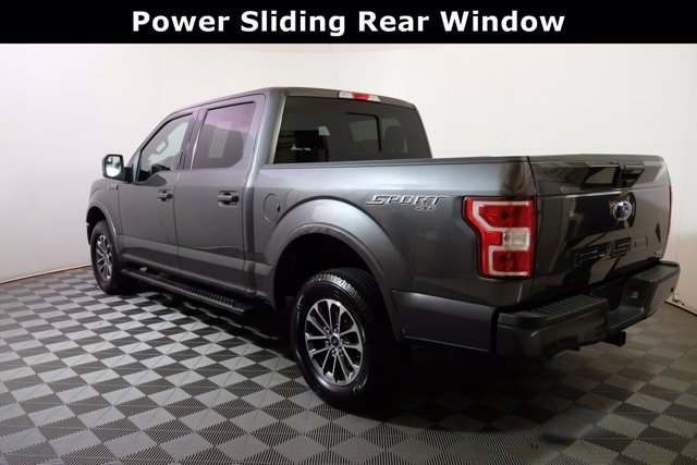 2018 Ford F-150 SuperCrew Cab 4x4, Pickup #F0262D - photo 9