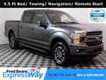 2018 Ford F-150 SuperCrew Cab 4x4, Pickup #F0262D - photo 1