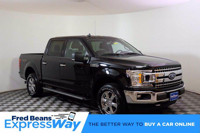 2020 Ford F-150 SuperCrew Cab 4x4, Pickup #F0268D - photo 1