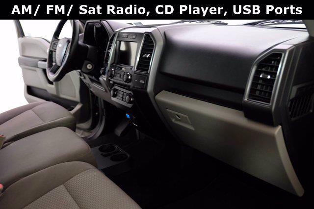 2018 Ford F-150 SuperCrew Cab 4x4, Pickup #F0283D - photo 13