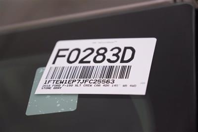 2018 Ford F-150 SuperCrew Cab 4x4, Pickup #F0283D - photo 14