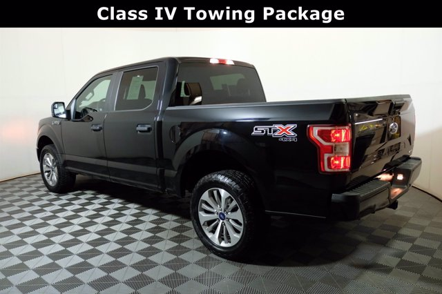 2018 Ford F-150 SuperCrew Cab 4x4, Pickup #F0322D - photo 13