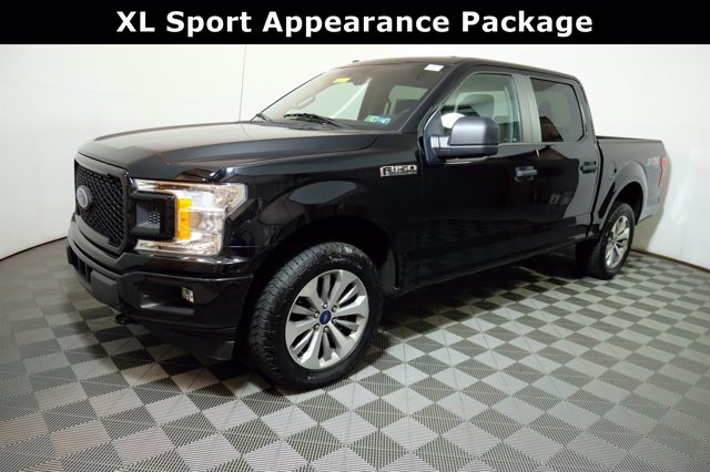 2018 Ford F-150 SuperCrew Cab 4x4, Pickup #F0322D - photo 14