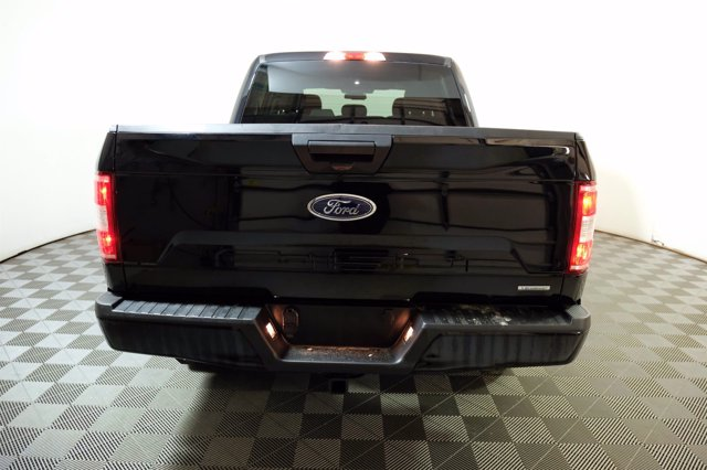 2018 Ford F-150 SuperCrew Cab 4x4, Pickup #F0322D - photo 9