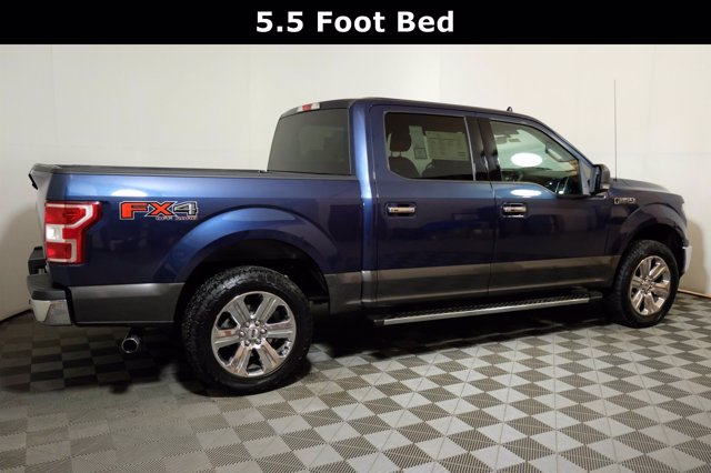 2018 Ford F-150 SuperCrew Cab 4x4, Pickup #F0340D - photo 1