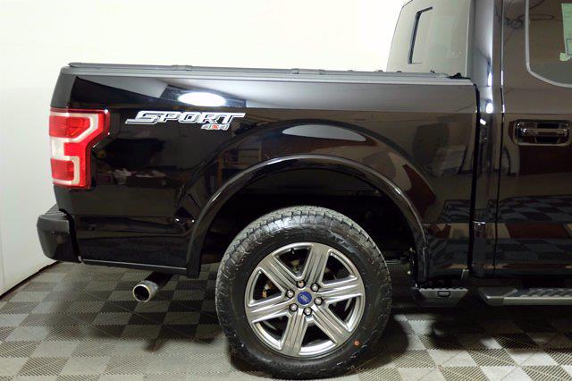 2018 Ford F-150 SuperCrew Cab 4x4, Pickup #F0342D - photo 3
