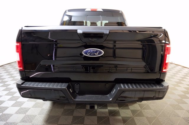 2018 Ford F-150 SuperCrew Cab 4x4, Pickup #F0342D - photo 4