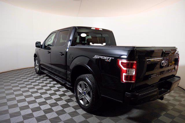 2018 Ford F-150 SuperCrew Cab 4x4, Pickup #F0342D - photo 5