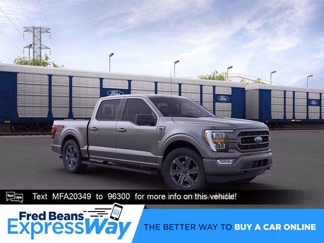 2021 Ford F-150 SuperCrew Cab 4x4, Pickup #F10342 - photo 1