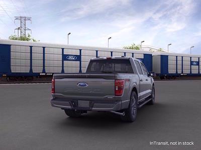2021 Ford F-150 SuperCrew Cab 4x4, Pickup #F10045 - photo 2