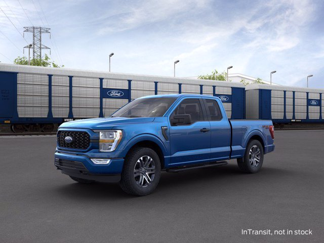 2021 Ford F-150 Super Cab 4x4, Pickup #F10050 - photo 3