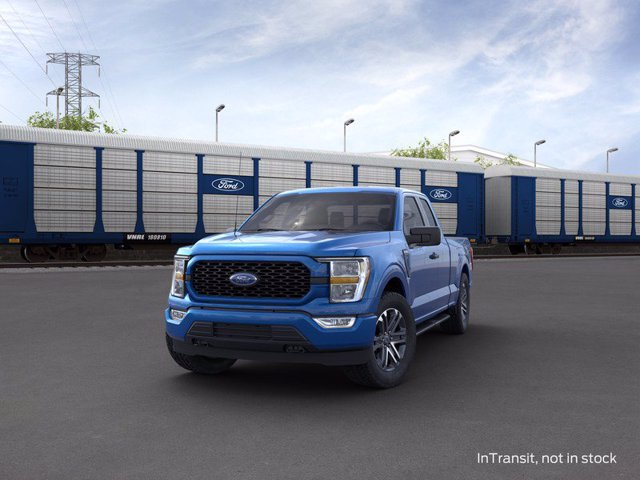 2021 Ford F-150 Super Cab 4x4, Pickup #F10050 - photo 4