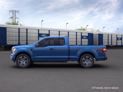 2021 Ford F-150 Super Cab 4x4, Pickup #F10050 - photo 5