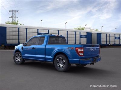 2021 Ford F-150 Super Cab 4x4, Pickup #F10050 - photo 6