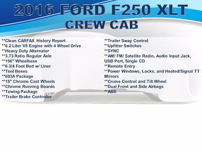 2016 Ford F-250 Crew Cab 4x4, Pickup #F100552 - photo 4