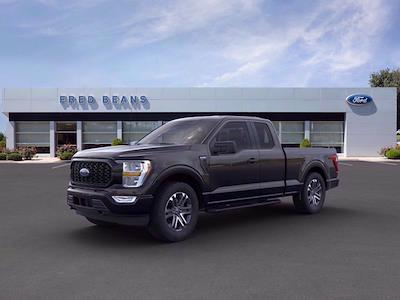 2021 Ford F-150 Super Cab 4x4, Pickup #F10064 - photo 3