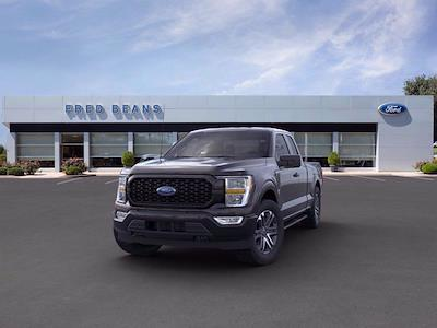 2021 Ford F-150 Super Cab 4x4, Pickup #F10064 - photo 4