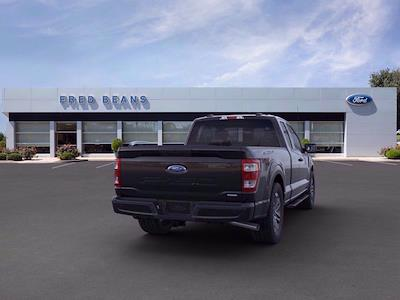 2021 Ford F-150 Super Cab 4x4, Pickup #F10064 - photo 2