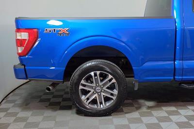 2021 Ford F-150 Super Cab 4x4, Pickup #F10072 - photo 4