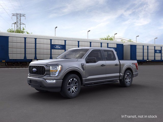 2021 Ford F-150 SuperCrew Cab 4x4, Pickup #F10076 - photo 3