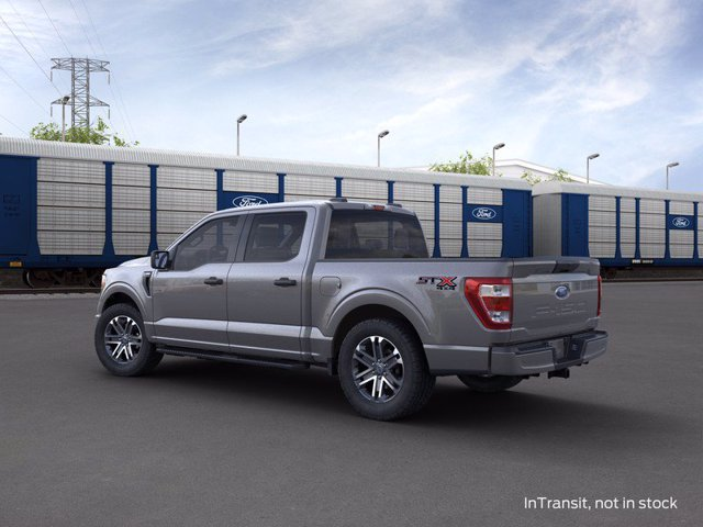 2021 Ford F-150 SuperCrew Cab 4x4, Pickup #F10076 - photo 6