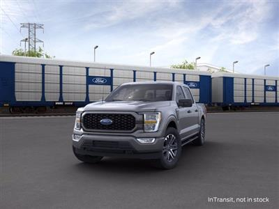 2021 Ford F-150 SuperCrew Cab 4x4, Pickup #F10076 - photo 4